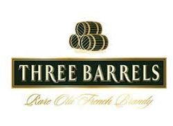 Logo three barrel